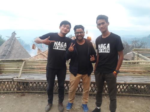 Naga By Birth- The tagline