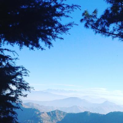 Hatu Peak Himachal Pradesh