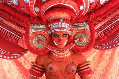 Theyyam Dance form Kerala