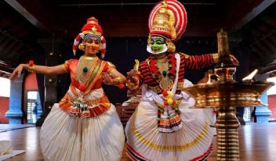 Koodiyattam dance form Kerala