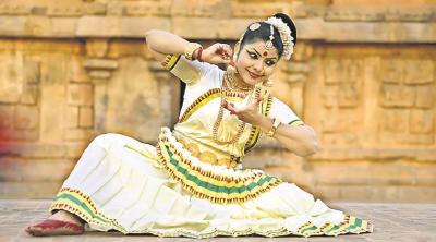 Mohiniyattam dance form Kerala
