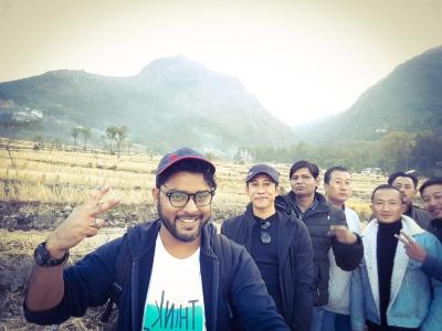 Meet Unknown Friends In Nagaland