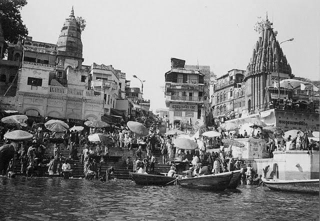 Old Varanasi Pictures