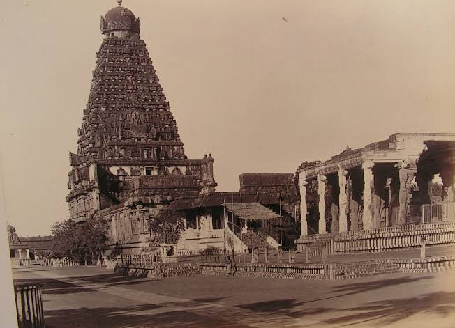 Old Thanjavur Pictures