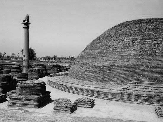 Old Vaishali city  Pictures